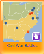 civil war battels