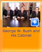 george and his cabinet