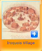 iroquoris village